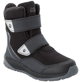 Jack Wolfskin Polar Bear Texapore VC Hohe Winterschuhe Kinder black/grey